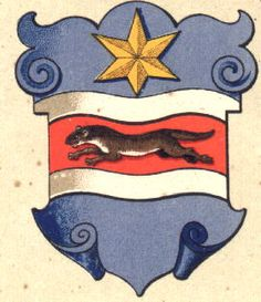 Coat of arms of the Kingdom of Slavonia (now part of Croatia)