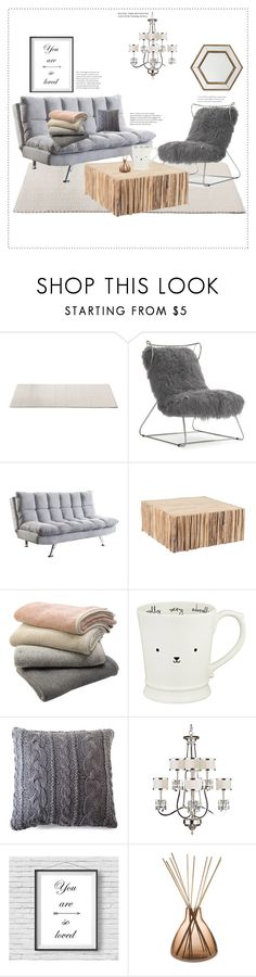 """Sin título #558"" by mariananava ❤ liked on Polyvore featuring interior, interiors, interior design, home, home decor, interior decorating, Mitchell Gold + Bob Williams, Coaster, Sefte and Pom Pom at Home"