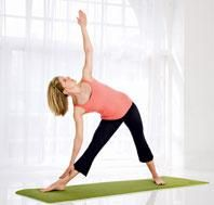Yoga can be great for people with back injuries.