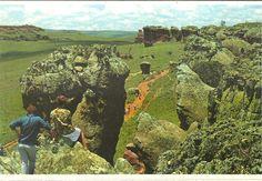 Cartão Postal Antigo - Vila Velha - Curitiba - Paraná - R$ 25,00 no MercadoLivre