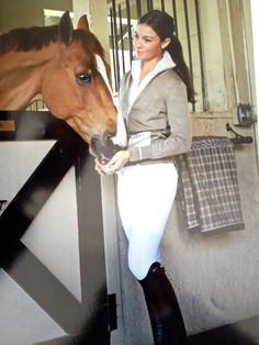 Reed Kessler equestrian and IT girl. Reed is so cool and fabulous
