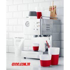 EVA SOLO Espresso ve  LUNGO Kahve Fincanı by QtooComTr