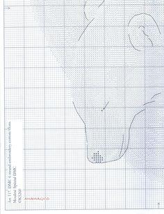 Schema punto croce Arctic Love 2