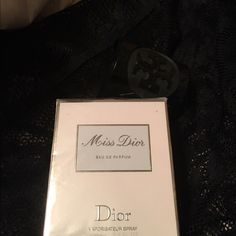 100% Authentic perfume (womens) smells beautiful biggest bottle perfume Miss Dior Other