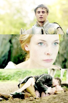 The White Queen: He's the King York. Edward and Elizabeth