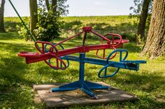 Old Playground Equipment found by Emerson Iowa