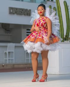 2019 Latest and Lovely Ankara Short Gown Styles - Naija's Daily Latest Ankara Short Gown, Ankara Short Gown Styles, Short Gowns, Ankara Gowns, Ankara Blouse, African Print Dress Designs, African Print Dresses, African Dress, African Prints