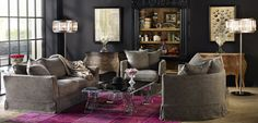 Timeless style living rooms with charismatic design - HomeWorldDesign