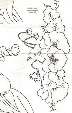 Pintura em tecido Ano 1 numero2 - Rosana Carvalho - Álbuns da web do Picasa