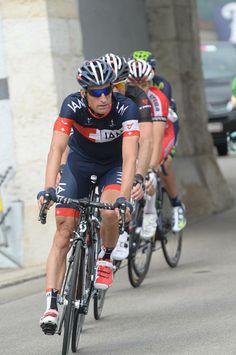 Martin Elmiger (IAM Cycling) Photo credit © Fotoreporter Sirotti