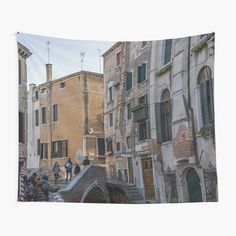 Promote | Redbubble Promotion, Street View, Venice Italy, City