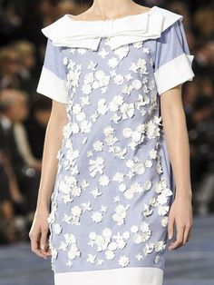 10 Trends for Spring 2013: BOWS from Chanel.