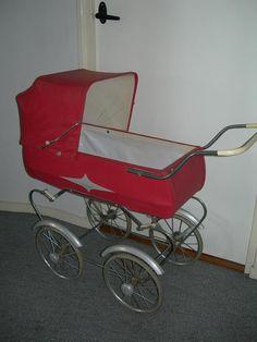 Vintage Pram, Prams And Pushchairs, Dolls Prams, Baby Carriage, Wheelbarrow, Baby Strollers, Retro, Children, Bebe