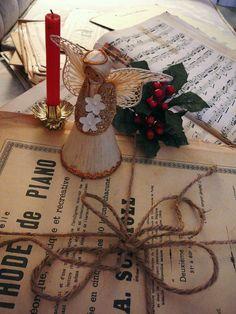 Angel, music, Christmas