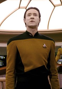 Star Trek Tng - Data