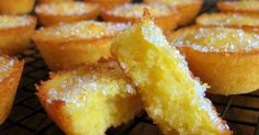 Recipe by Paula. I love the simplicity of Portuguese desserts. These little cakes have a lovely orange flavour and are so moist and del...