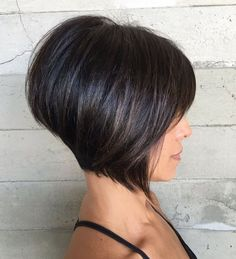 70 cute and easy-to-style short layered hairstyles haircuts Bob Hairstyles For Thick, Short Layered Haircuts, Haircuts For Long Hair, Hairstyles Haircuts, Layered Hairstyles, Pixie Haircuts, Medium Hairstyles, Braided Hairstyles, Wedding Hairstyles