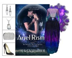 """Book Look: Ariel Rising By A.J. Sparber"" by xmikky ❤ liked on Polyvore featuring Alexis Bittar, Brian Atwood and Big Buddha"