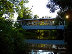 Turner's Covered Bridge  Bedford Pa