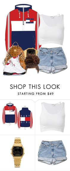 Untitled #717 by cjasmyne on Polyvore featuring Helmut Lang, MCM and Casio