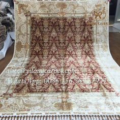Red Handmade Silk Rug from Yilong Carpet Factory. Size: 260 x 350 cm, 230 lines, 367 kpsi. More information, please contact Alice :  Email: alice@yilongcarpet.com  WhatsApp or Viber: +86 156 3892 7921#handmadepersiancarpets #carpets #turkishcarpet #persiancarpets#handmadecarpets #silkcarpets #henancarpet #turkeycarpet #rugsandcarpets #carpethandmade #carpetonline #turkishsilkcarpet #silkcarpet #doubleknotted #carpetpersianhandmade