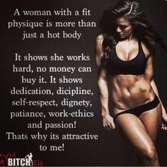80 Female Fitness Motivation Posters That Inspire You To Work Out #FitnessMotivationPhoto