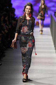 Desigual 080 Barcelona Fashion otoño invierno 2014 2015