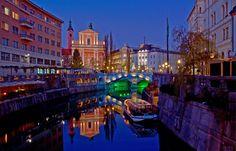 Magical Ljubljana
