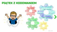 Discover more about Piątek z kodowaniem 1 ✌️ - Presentation Diy And Crafts, Presentation, Planer, Boys, Fictional Characters, Therapy, Young Boys, Senior Guys, Fantasy Characters