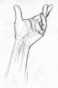 Hands are one of the hardest body parts to sketch. From hand drawing ideas to help you, to useful tutorials. 30 amazing hand drawing ideas and inspiration. Pencil Drawing Tutorials, Pencil Art Drawings, Art Drawings Sketches, Hand Pencil Drawing, Sketch Art, Anime Sketch, Art Tutorials, Hand Drawing Reference, Art Reference Poses