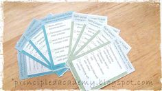 Free Printable Self-Government Tickets to Encourage and Motivate Kids!