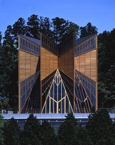 Nose Myoken-san Worship Hall | Hyogo, Japan | Shin Takamatsu Architect Associates Co,.Ltd.