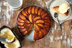 Opp-ned eplekake Ratatouille, Apple Pie, Baking, Ethnic Recipes, Desserts, Tailgate Desserts, Deserts, Bakken, Backen