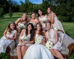 @cedarwoodweddings - wedding party
