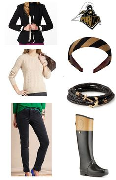 How to Dress for: Purdue Game