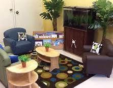 classy little toddler living room