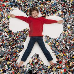 Such a cute idea...Lego angels! http://lisaluckyphoto.com/blog.cfm