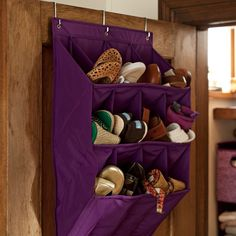 Over The Door Shoe Storage | PBteen