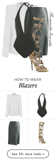 """""""Chic"""" by romaritasenorita on Polyvore featuring Topshop, Classiques Entier, Jimmy Choo and Eres"""