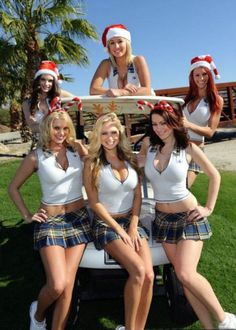 Golf Needs More Girls That Look Like This (58 pics)