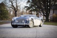 """The Austin-Healey 100M is a car that occupies a place very high on the acquisition list for any serious vintage car collector, only 640 100Ms were made between September the 5th 1955 and July the 16th 1956 – these original Healeys are now amongst the most sought after post-war British cars in existence. The """"M""""..."""