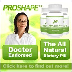 ProshapeRX - Top Rated Herbal Weight Loss And Appetite Suppressant Supplement