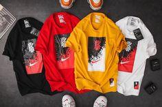Polo Shirt Outfits, Nike Outfits, Golf Shirts, Tee Shirts, Nike Running Shirt, Creative T Shirt Design, Boys Clothes Style, Off White Hoodie, Tee Shirt Designs