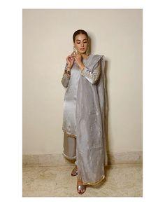 @iiqraaziz is wearing, Outfit by: @faizasaqlain Jewellery by: @filigreepakistan •…