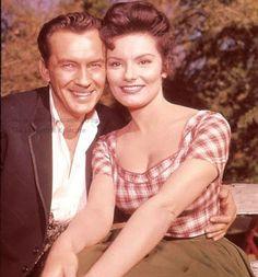 "I watched ""Last Stop: Oblivion"", the 1961 Maverick episode shown on MeTV this morning. Maverick Tv, Jack Kelly, Vintage Tv, Tv Shows, Horse, Couple Photos, Dark, Couples, Entertainment"