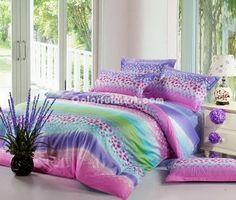 Heartfelt Wish Purple Bedding Sets - $88.99 : Colorful Mart, All for Enjoyment
