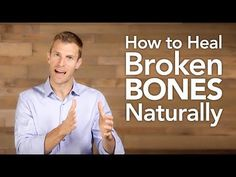 There are natural methods for bone healing and strengthening bones. Try these five natural bone healing techniques to help heal broken bones. Fracture Healing, Bone Fracture, Ankle Fracture, Heal Broken Bones, Broken Leg, Broken Thumb, Sante Bio, Strong Bones, Bone Loss