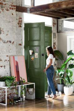 Forrest Green door