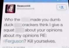 Texas teacher resigns over controversial Tweet.