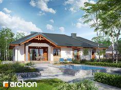 Projekt domu Dom w leszczynowcach 5 - ARCHON+